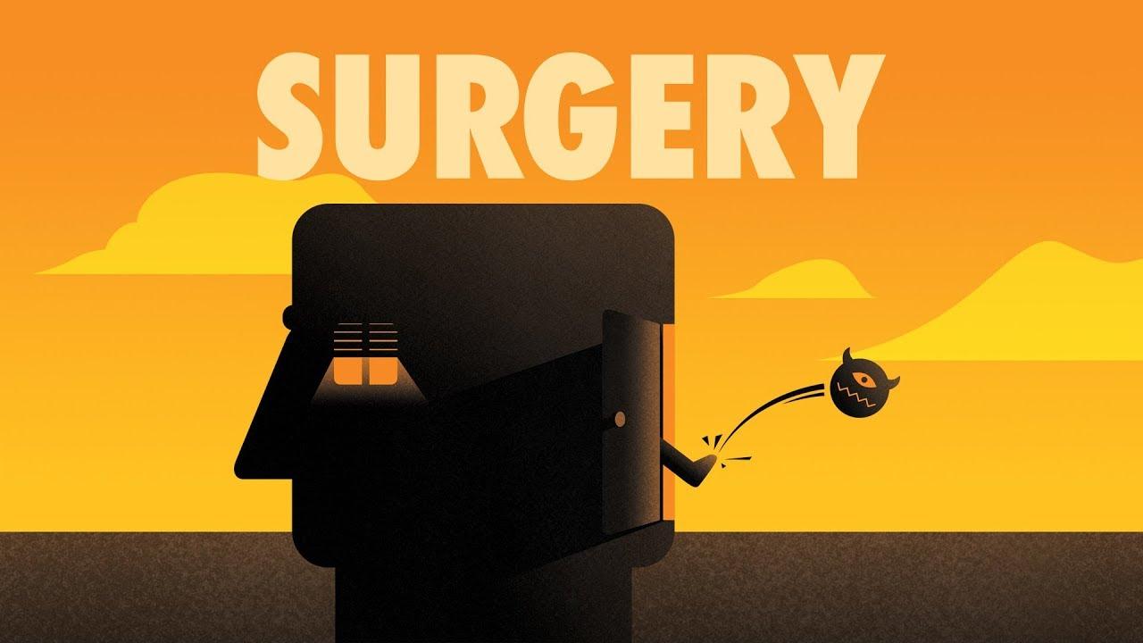 Imaginary Friend Society – Surgery