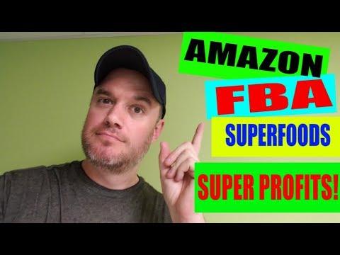 Food Business Private Label Amazon Superfoods FBA #amazonfba