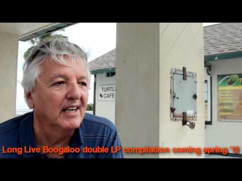 Long Live Boogaloo 2xLP comp (interview w/Bobby Marin)