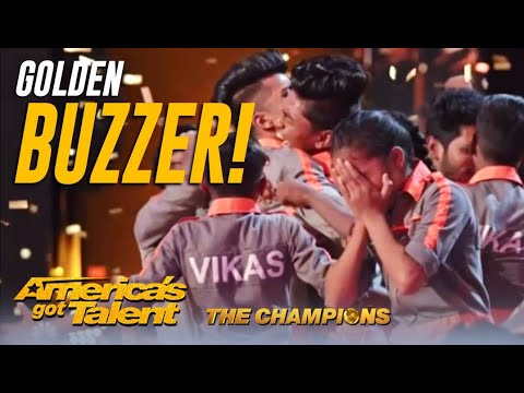 Agt Champions Big Blunder May Help V Unbeatable Win And