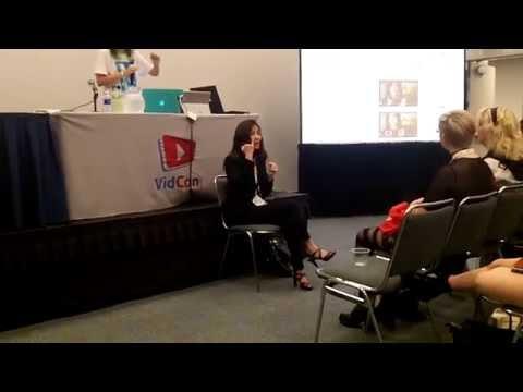 VidCon 2016: Lights, Camera, Caption! Closed Captioning Workshop