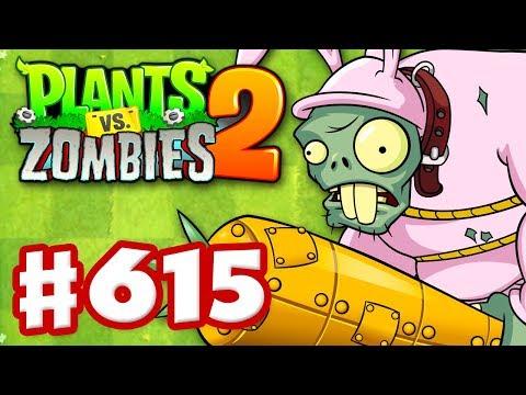 Short Easter Video! Springening! - Plants vs. Zombies 2 - Gameplay Walkthrough Part 615