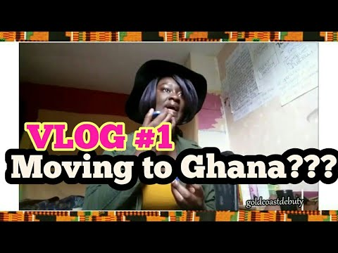 MOVING TO GHANA??|I LOVE ACCRA {DAY OF FLIGHT} GHANA VLOGS - EXPLORE WITH ME