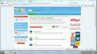 Free Manufacturer Coupons - How to Print Coupons
