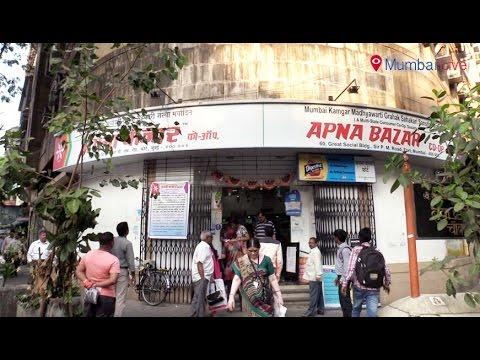 CST Apna Bazar | Mumbai Live