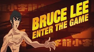 Official Bruce Lee: Enter the Game (by Hibernum Creations Inc.) Launch Trailer (iOS/Android/Amazon)