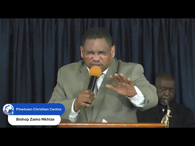Our eyes are on You! by Bishop Zamo Mkhize