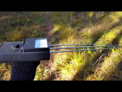 Long Range Locator - Metālu lokātors