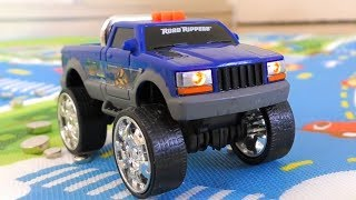 BATTERY REPLACEMENT IN A SMALL TOY CAR