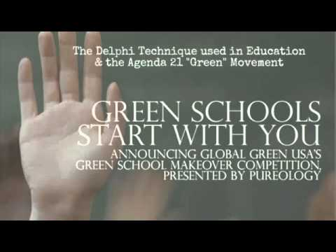 "Beverly Eakman: The Delphi Technique used in Education & the Agenda 21 ""Green"" Movement"