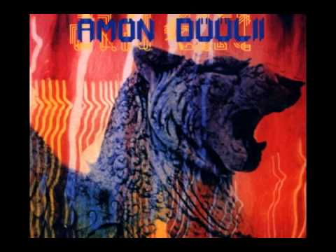 (1972)  Amon Düül II - Wolf City [Full Album]