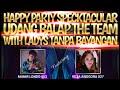 DJ Tessa Morena HAPPY PARTY SPECTACULAR - UDANG BALAP THE TEAM WITH LADYS TANPA BAYANGAN