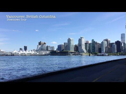 2020 Season - E05 - Vancouver - Downtown Core Area