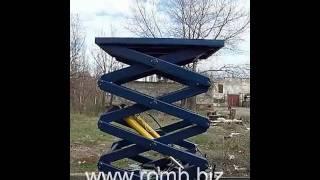 Платформа гидравлическая(, 2011-04-25T22:11:07.000Z)