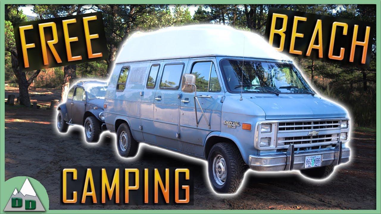 Dispersed Camping & Dune Buggies | Oregon Coast