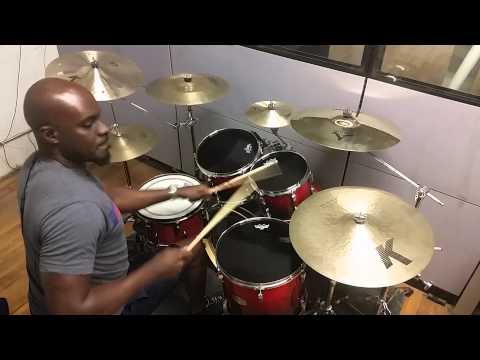Praise Medley Drum Cover