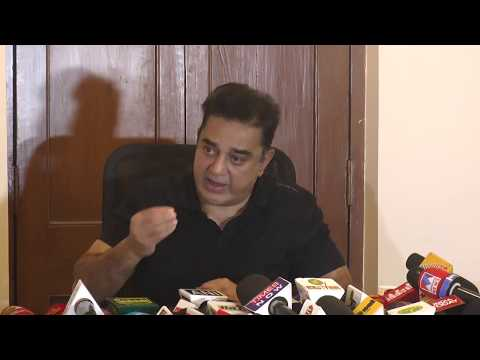 BIGG BOSS: Kamal Hassan angry speech on  Bigg Boss controversy-Must watch