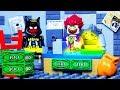 LEGO Bank Robbery | Joker Fail | Superhero Cartoons