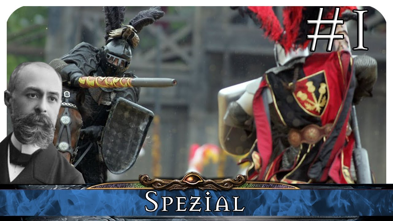[DSA] Das kaiserliche Turnier #1 : Lanzengang gegen den Ritterkönig