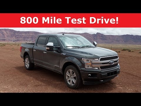 2019 Ford F-150 4x4 SuperCrew PowerStroke Diesel: Performance & Economy Drive