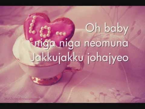 So Cute - Byul Ft. Kwon Jung Yeol W/ Lyrics