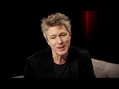 What Do You Love? Episode 7: Aidan Gillen