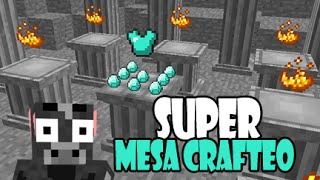 MOD: ¡SUPER MESA DE CRAFTEO! ¡CRAFTING PILLARS!
