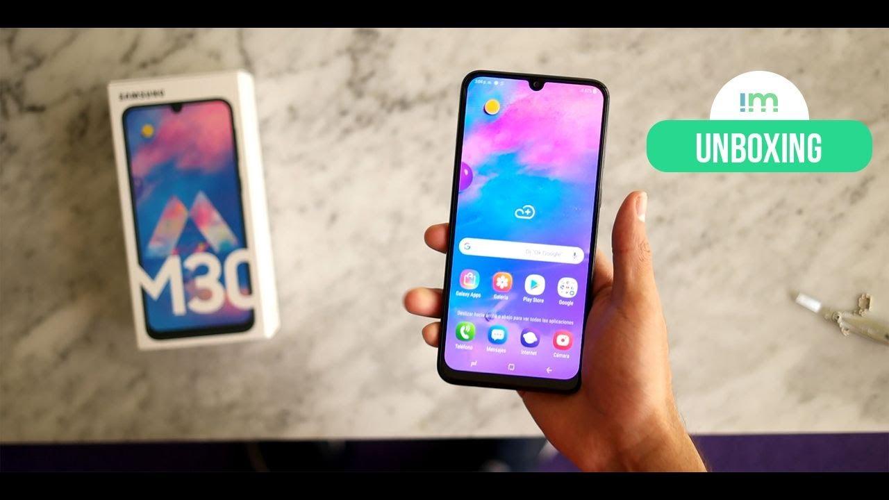 Samsung Galaxy M30 | Unboxing en español image