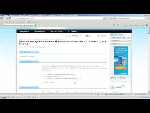Chapter 1 - Installing PowerShell.mov
