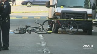 SFPD Officer Critically Injured By Hit-And-Run Driver In The Tenderloin