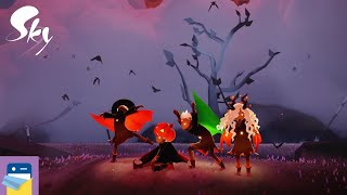 Sky: Children of the Light - Days of Mischief 2021 - The Cackling Crab Halloween Area + Cosmetics