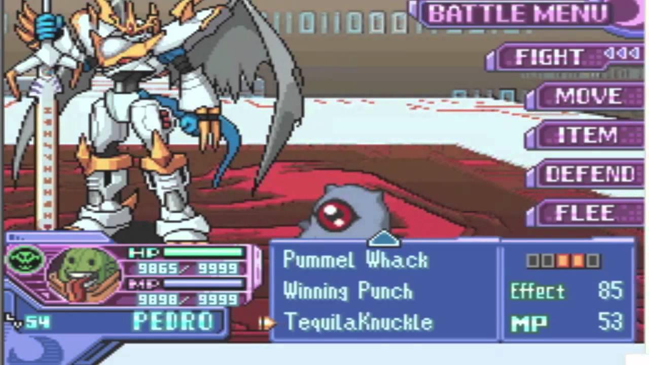 Digimon world Dusk