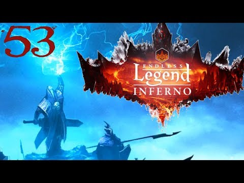 SB Plays Endless Legend: Inferno 53 - Friends... And Others