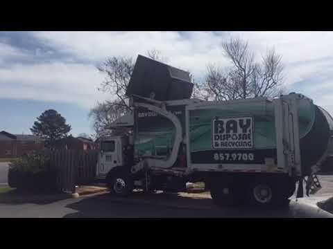 Waste Connections, Inc. Mack MRU613 McNeilus Atlantic FEL #237