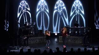 Julie Zenatti & Chimene Badi - Medley Bataclan YouTube Videos