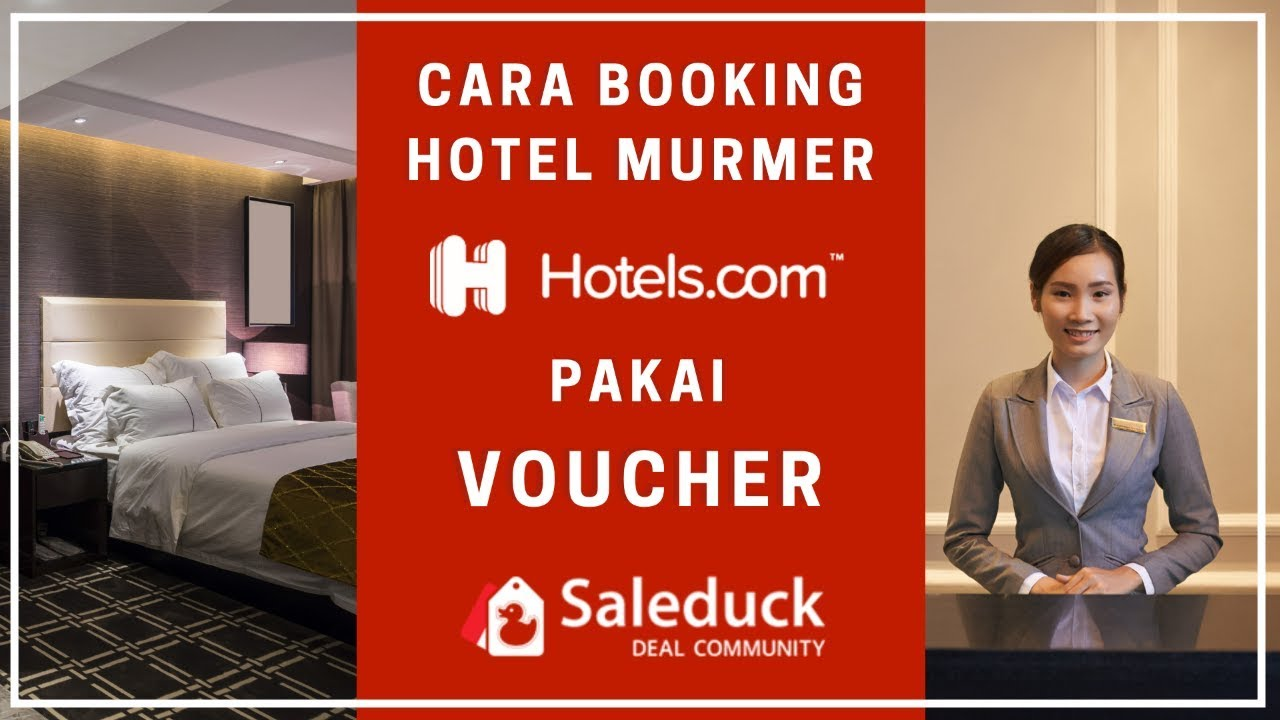 Voucher Hotels Com Diskon Hingga 80 Booking Hotel Dimanapun