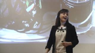 Virtual Reality Storytelling | Kate Gardner | TEDxPrincetonU