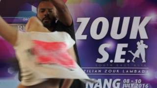 Zouk SEA 2016 ACD-3 - Mathilde and Alex ~ video by Zouk Soul