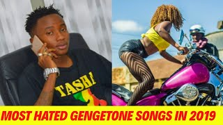 MOST HATED GENGETONE SONGS IN KENYA #ethicentertainment #willypaul