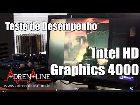 Test Gameplays Intel HD Graphics 4000