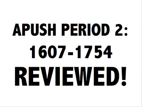 APUSH Period 2: Ultimate Guide To Period 2 APUSH
