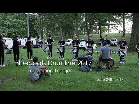 Bluecoats Drumline 2017 - Short Short Long (Massillon, Ohio June 24th, 2017)