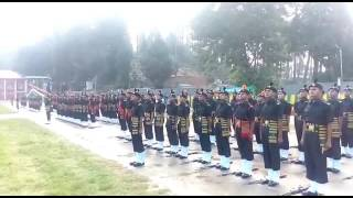 174 young men joined Kumaon and Naga Regiment