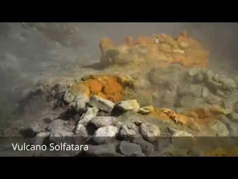 Places to see in ( Pozzuoli - Italy ) Vulcano Solfatara