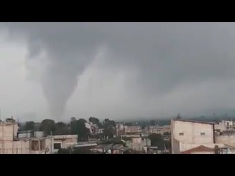 Tornado Hits Patzún, Chimaltenango Department, Guatemala - Jul. 22, 2020