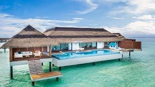 Pullman has officially opened its Maldives Maamutaa Resort.