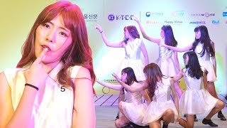 180512 Be-Bright cover GFRIEND - Me gustas tu + Time For The Moon Night @ Thailand K-POP Cover Dance