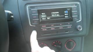 Пропал звук Volkswagen VW polo