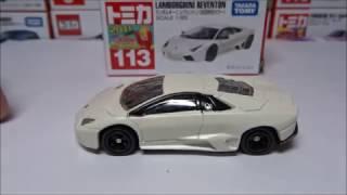 トミカ ランボルギーニ レヴェントン(初回特別カラー) 開封 Lamborghini Reventon thumbnail