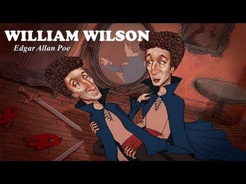 Learn English Through Story - William Wilson by Edgar Allan Poe
